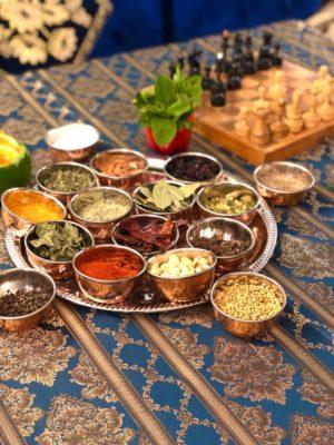 Indian ingrediants