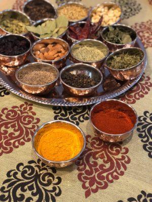 Indian Food in st petersburg