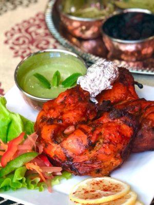 halal food in St petersburg